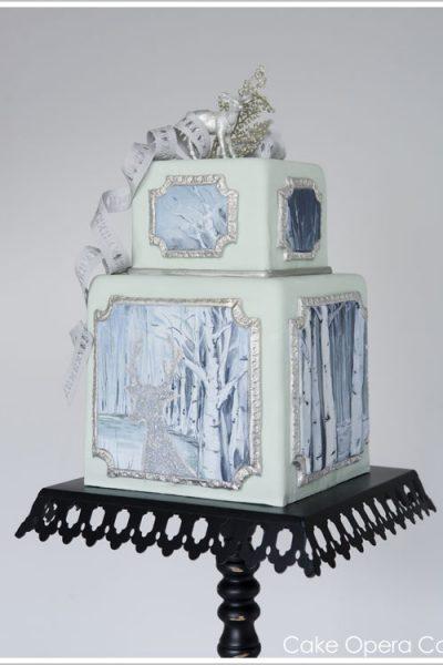The 2nd Cake of Christmas