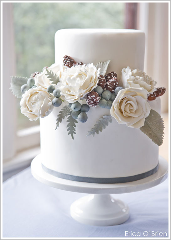 From Flowers To Cake