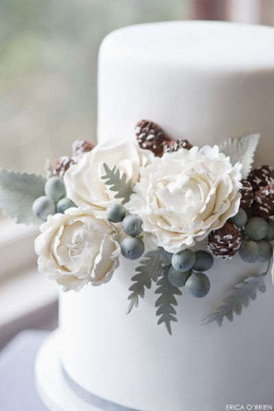 From Flowers… to Cake
