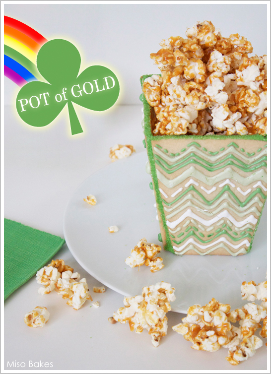 Pot of Gold St. Patrick's Day Dessert