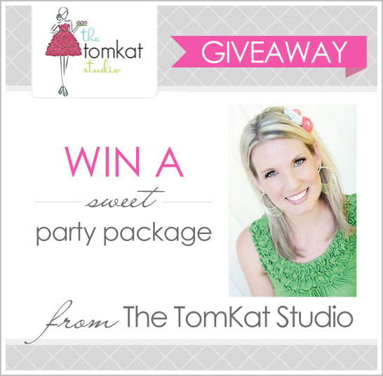 The TomKat Studio Giveaway