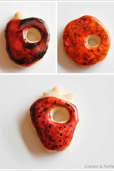 DIY: Hungry Caterpillar Cookies
