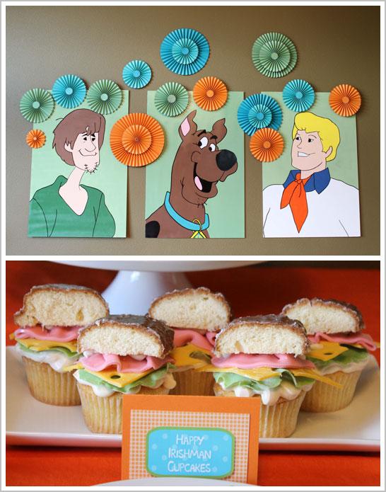 Peachy Scooby Doo Birthday The Cake Blog Funny Birthday Cards Online Alyptdamsfinfo