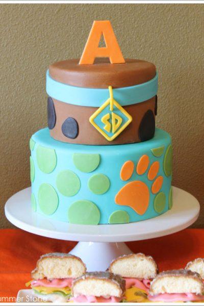 Scooby-Doo! Birthday