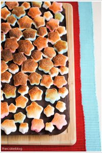 Star Spangled S'more Bars