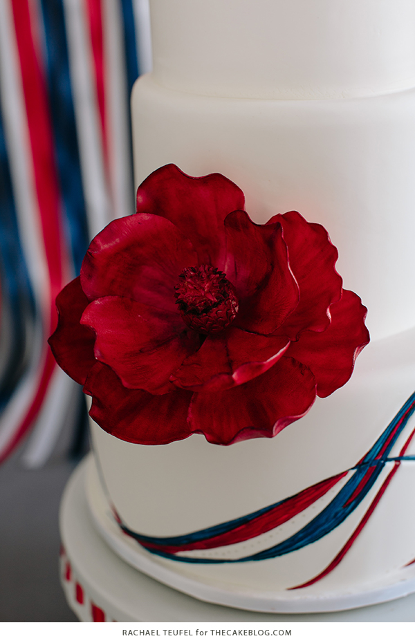 american flag wedding cake american flag wedding cake 10742