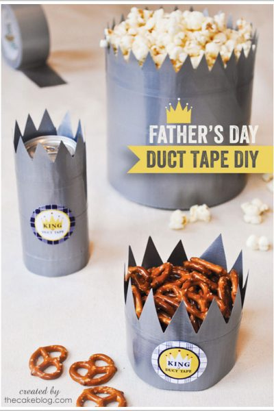 DIY: King of Duct Tape