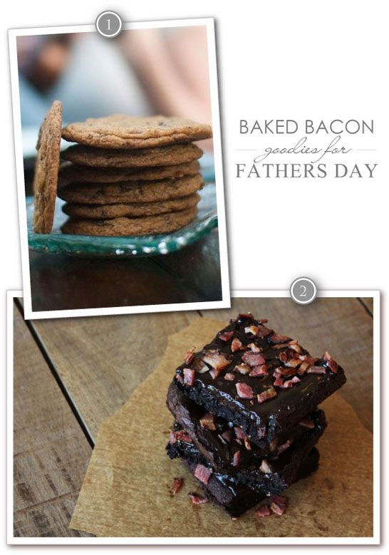 Chocolate & Bacon for Father's Day