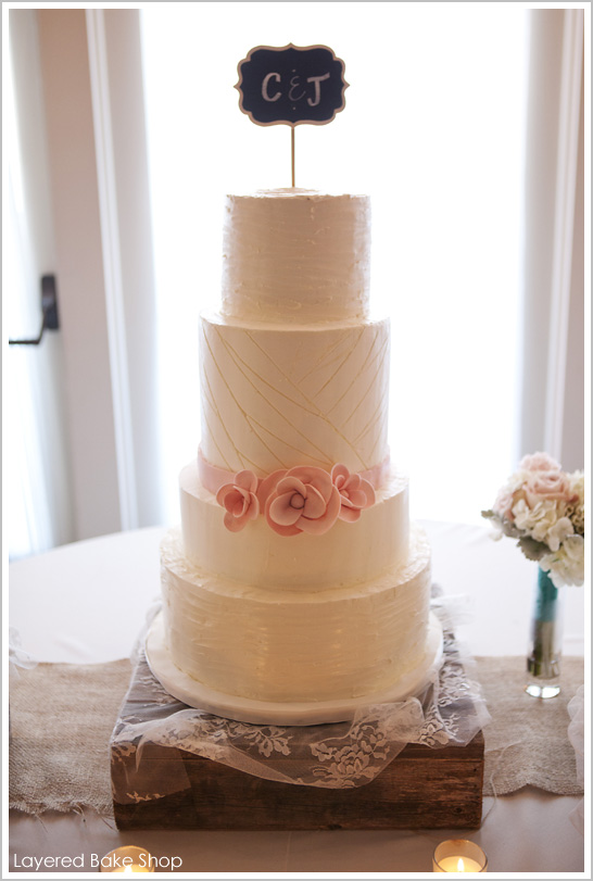 Dallas Wedding Planner, Sweet Pea Events, Layered Bake Shop, Vintage Cake, Sarah Kate Photography