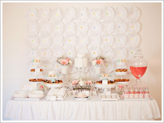 First Communion Party by Little Wish Cakes  |  TheCakeBlog.com