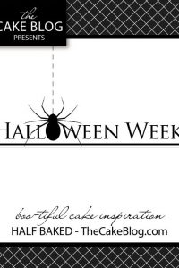 Halloween Week  |  TheCakeBlog.com