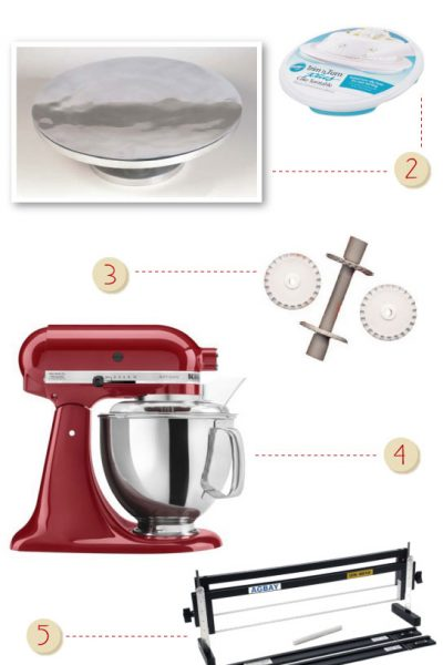Fav Baking Gadgets with My Cake School