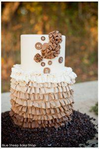 Pumpkin Spice Latte Cake  |  TheCakeBlog.com