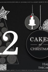 The 12 Cakes of Christmas  |  TheCakeBlog.com