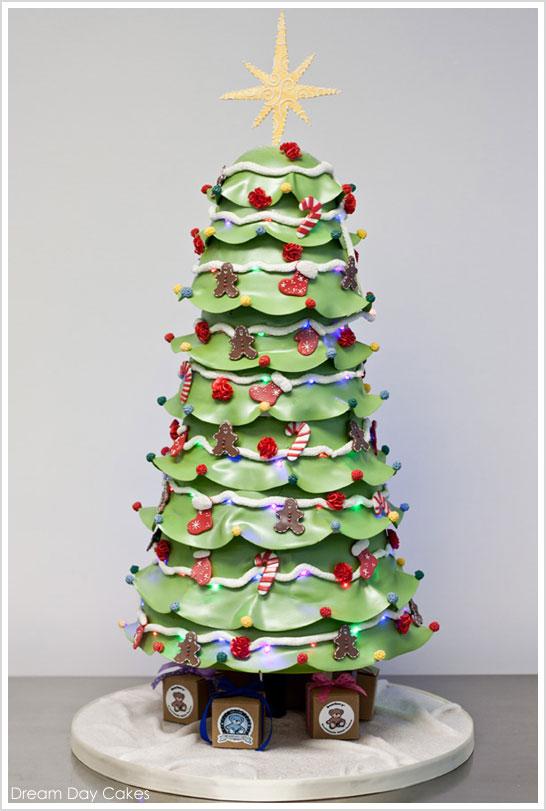 Images Of Christmas Tree Cake : 3rd Cake of Christmas