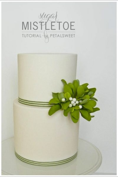 DIY: Mistletoe Tutorial from PetalSweet