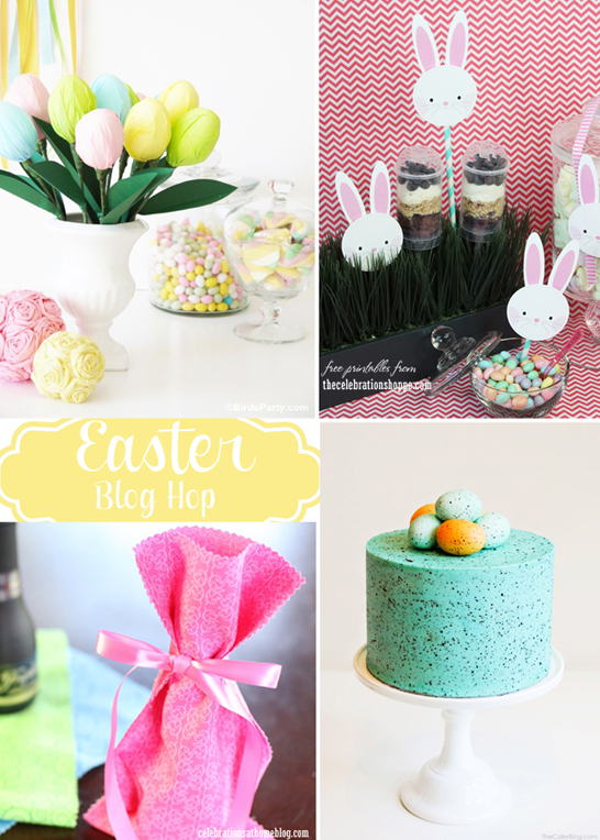 DIY Easter Party Inspiration