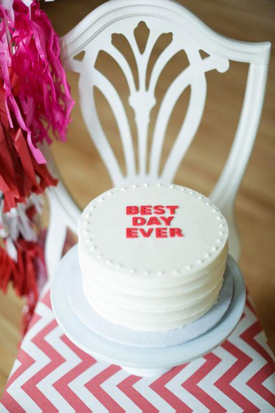 Favorite Things Birthday   TheCakeBlog.com