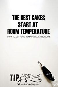 Cake & Baking Tips  |  TheCakeBlog.com