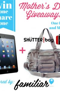 Win an iPad Mini for Mom & You!  |  TheCakeBlog.com