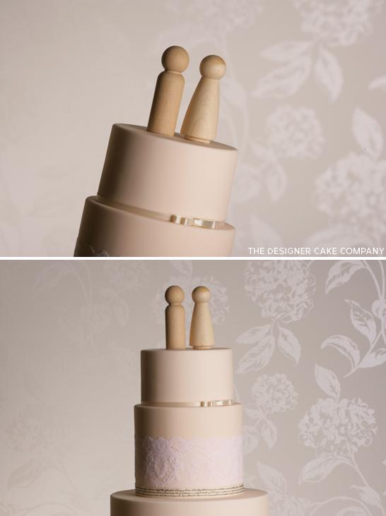 Petal Cake by The Designer Cake Company  |  TheCakeBlog.com