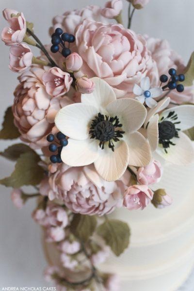 Romantic Peonies & Anemones