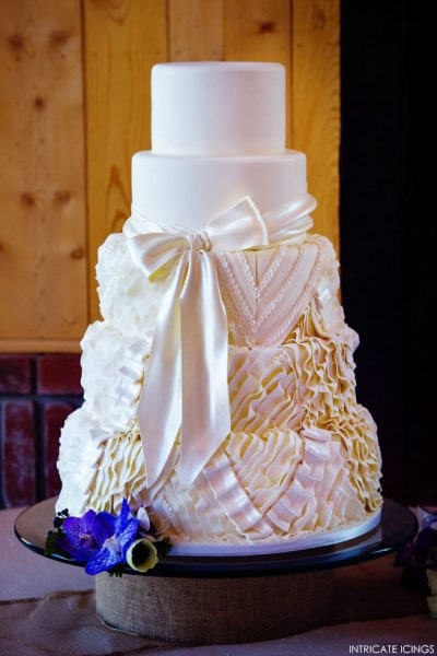 From Ruffled Dress To Cake