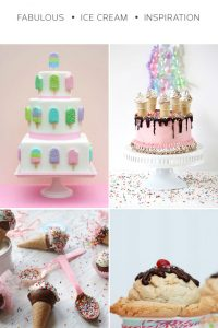 Ice Cream Inspired Cakes & Cookies  |  TheCakeBlog.com