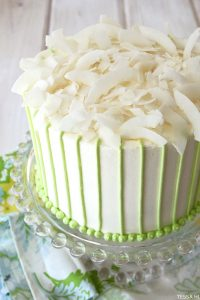 Recipe: Coconut Lime Cake