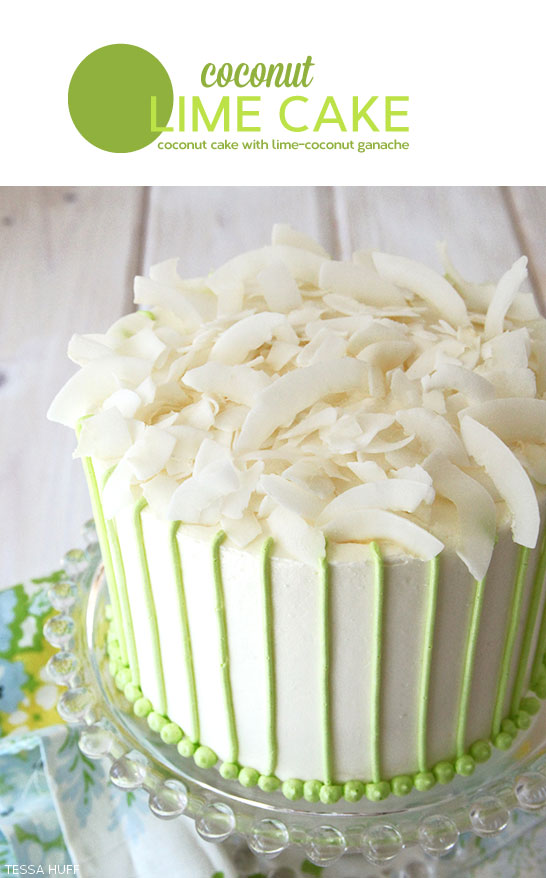 Pin Coconut Lime Cake Ingredients For The 1 2 Cake on Pinterest