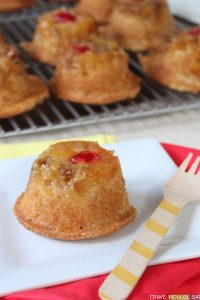 Recipe: Pineapple Upside-Down Cupcakes