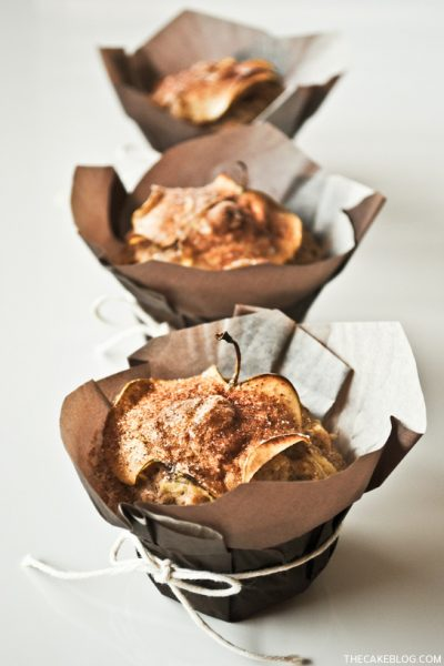Recipe: Apple Muffins & Apple Cidre