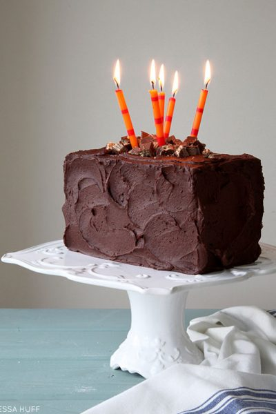 Recipe: Candy Bar Cake