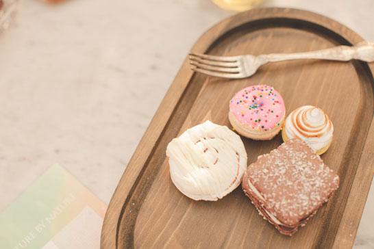 Urban Gardner Dessert Display   by Blissfully Sweet   TheCakeBlog.com