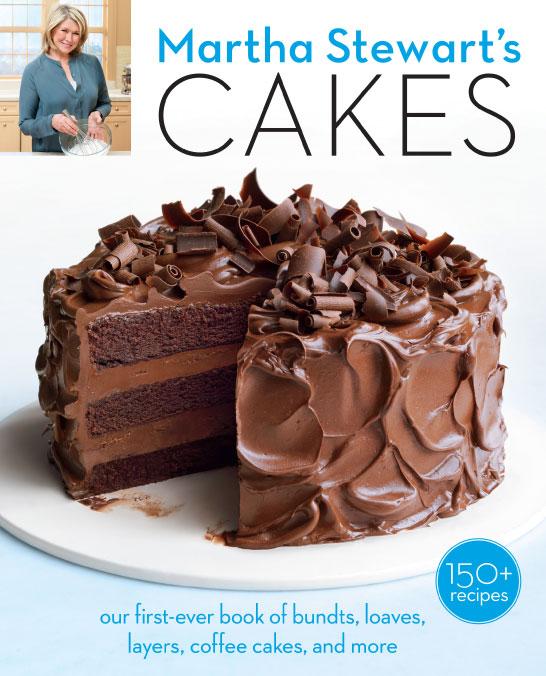 Martha Stewart Cakes | Martha Stewart Interview and Recipe | TheCakeBlog.com