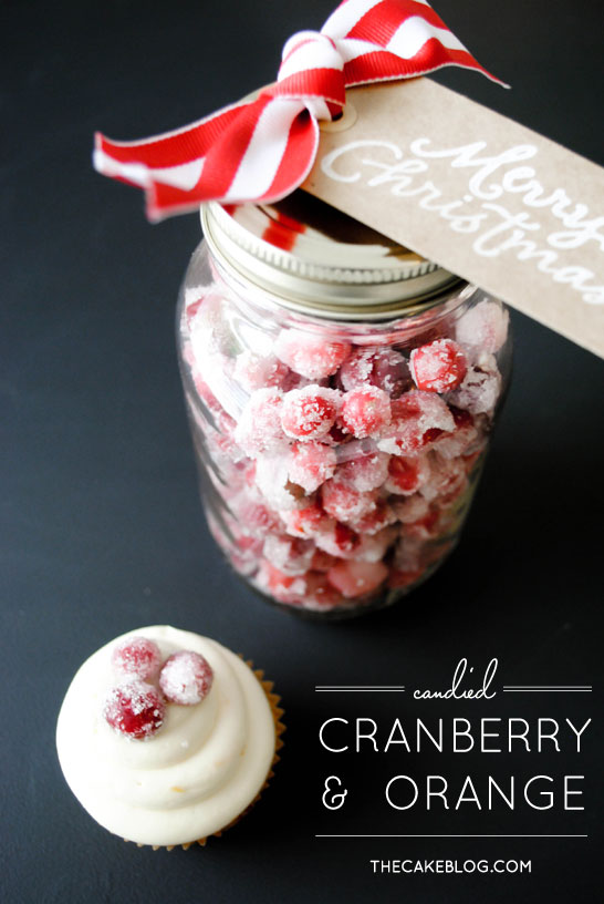 Cranberry Orange Cupcake Recipe | by Carrie Sellman