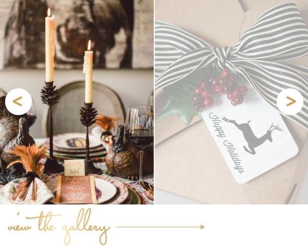 Holiday Entertaining Tips | The Cake Blog