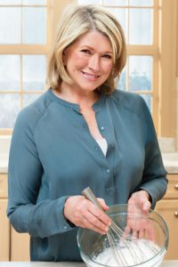 Talking Cakes With Martha Stewart