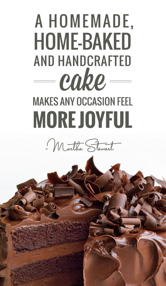 Talking Cakes with Martha Stewart |  Interview & Recipe | TheCakeBlog.com