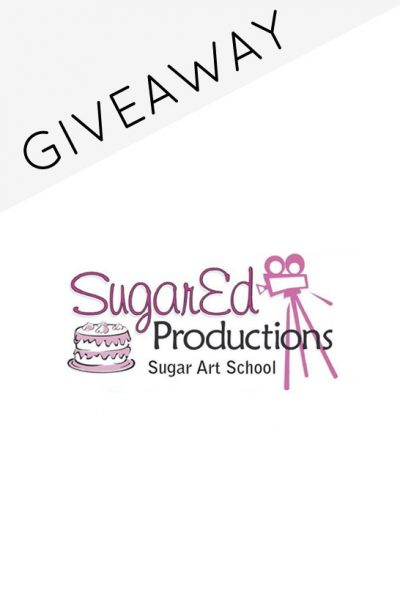 Giveaway: SugarEd Productions