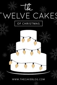 The 12 Cakes of Christmas