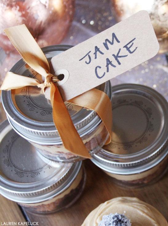 Blackberry Jam Cupcakes   by Lauren Kapeluck