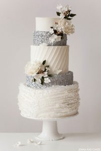 Inspired by The Nutcracker   The 8th Cake of Christmas   by Jenna Rae Cakes   #12CakesOfChristmas