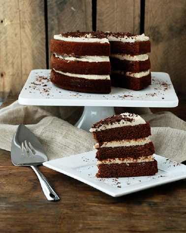 12 Healthier Cake Recipes