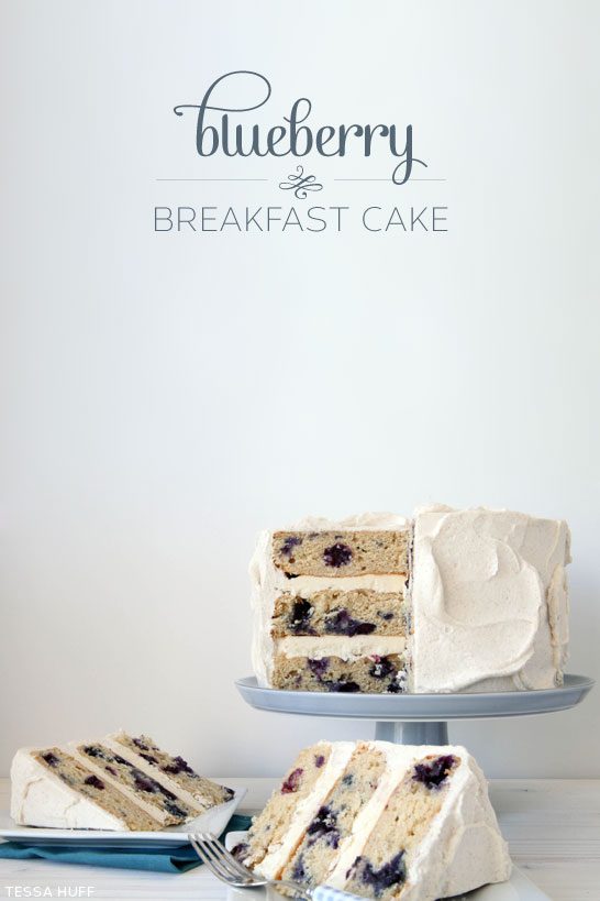 Blueberry Breakfast Cake | Top Recipes of 2013