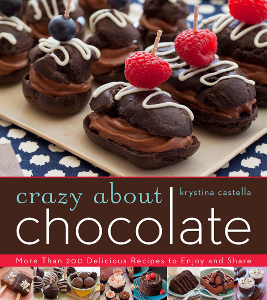 Crazy About Chocolate by Krystina Castella