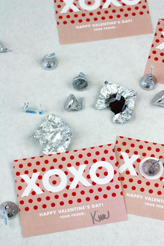 Free Printable Valentines | by The Celebration Shoppe on TheCakeBlog.com