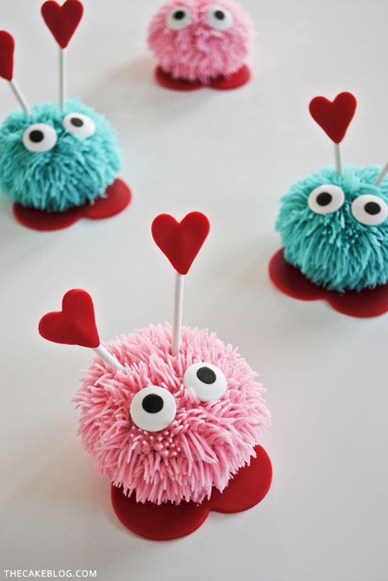 Love Bug Cupcakes The Cake Blog