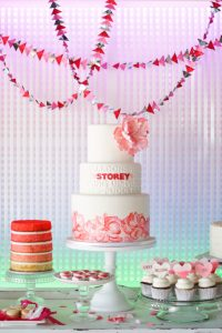 Top Cakes of 2013 | Favorite Things Birthday | by Intricate Icings