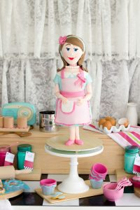 Stepford Wives Dessert Table | by Blissfully Sweet
